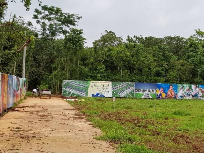 Bán đất 500m2 giá xây được 22 phòng giá 2 tỷ 2