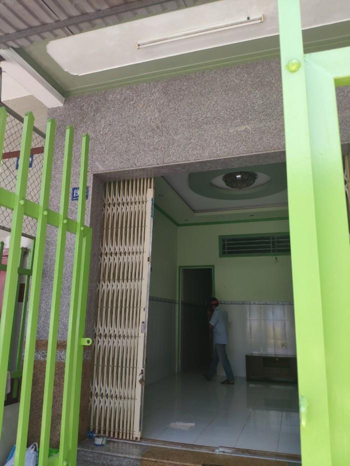 Nhà trệt Nguyễn Thông