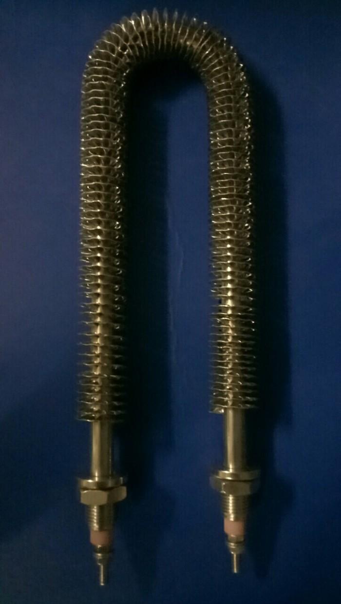 Cánh tản nhiệt sấy phi 11x U500, tâm 70/220V - 2.5 Kw2