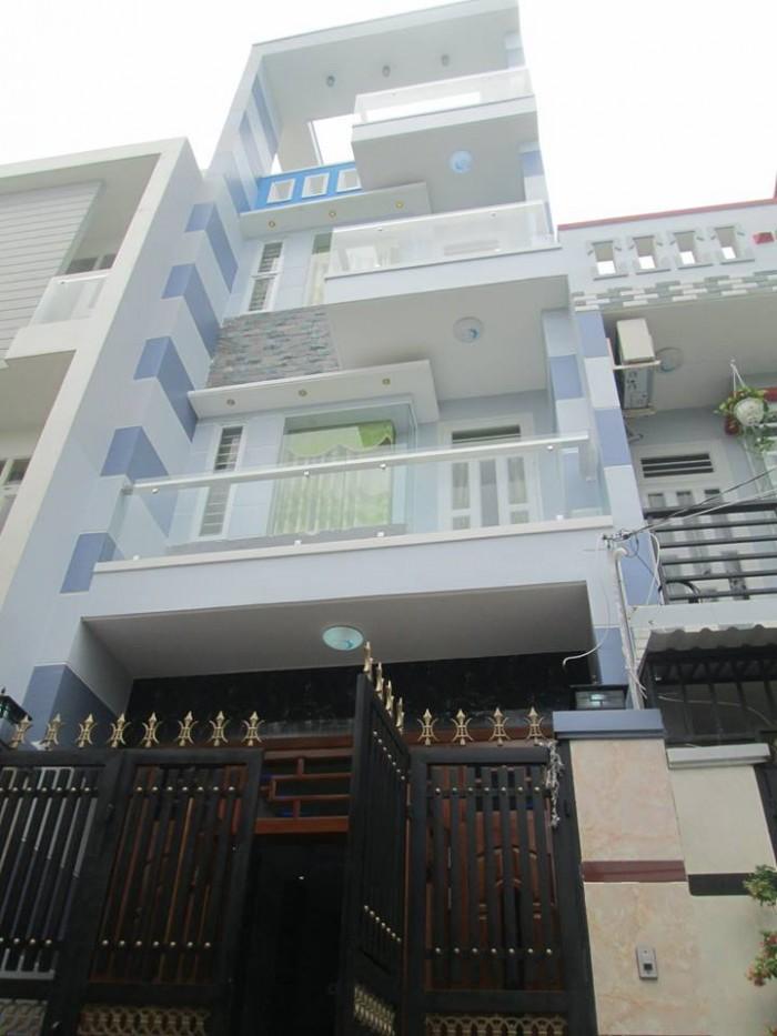 Làm thua lỗ cần bán nhà 105m2 Lâm Văn Bền giá 2.5 tỷ SHR