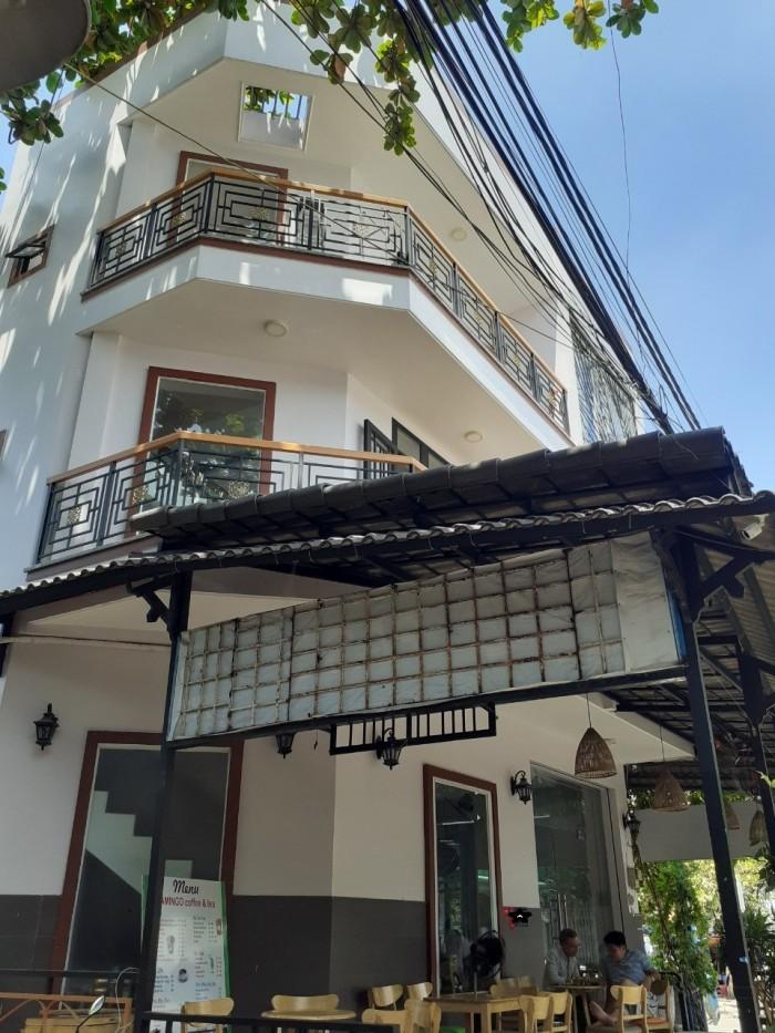 Cần bán nhà Góc 3 MTKD Lê Thúc Hoạch P,Phú Thọ Hòa Q,Tân Phú  DT10x8  1 trệt 2 lầu