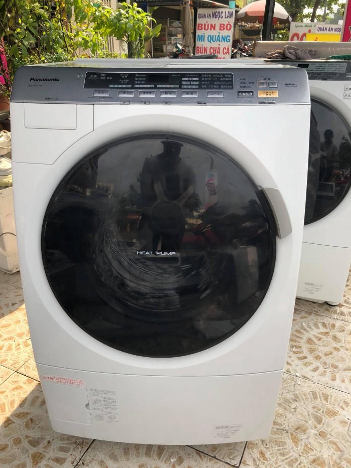Máy giặt nội địa Nhật Panasonic NA-VX3101L 9KG,SẤY 6KG ĐỜI 20125