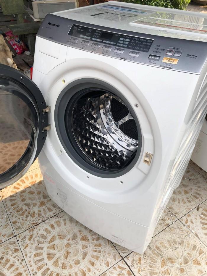 Máy giặt nội địa Nhật Panasonic NA-VX3101L 9KG,SẤY 6KG ĐỜI 20122