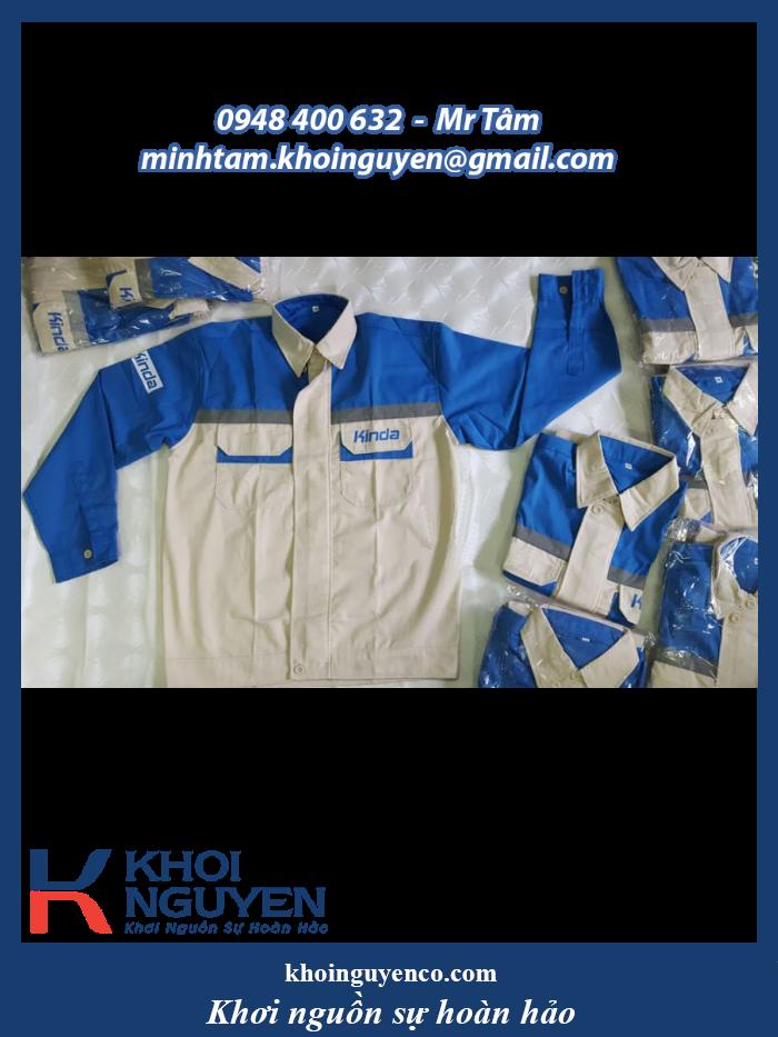May Đồng Phục Công ty, Công Nhân, Bảo hộ lao động, giải pháp đồng phục