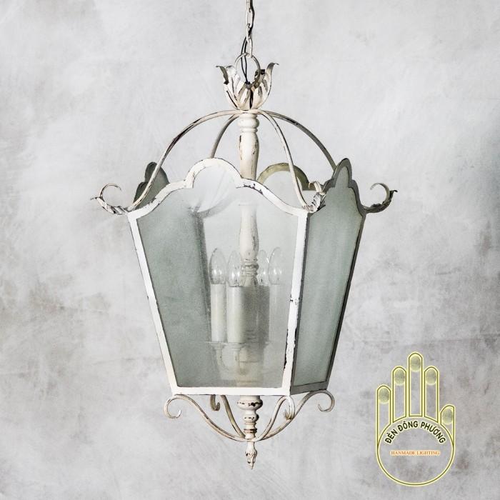 Đèn chùm sắt mỹ thuật MS010150