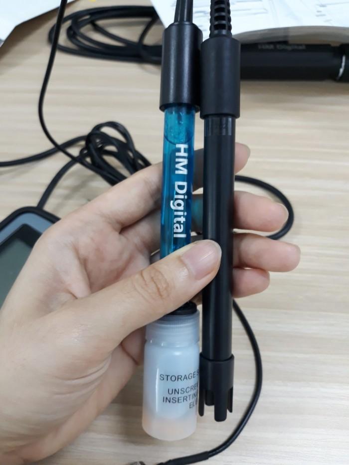 Máy đo pH, EC, TDS, nhiệt độ cầm tay4