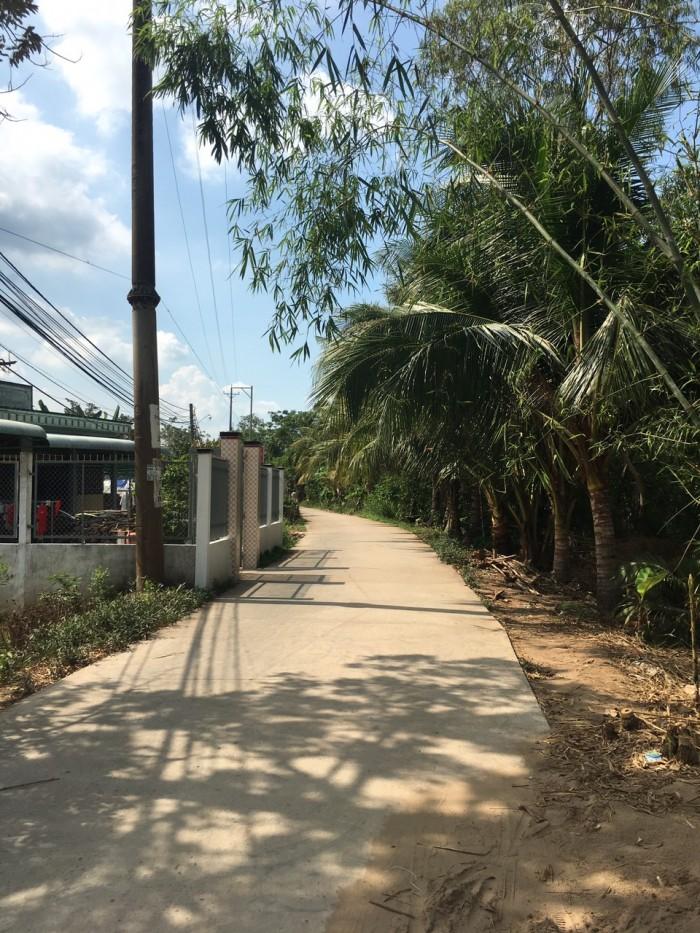 Nền Biệt Thự vườn Kv Thới Thạnh, P. An Thới Đông, Q. Bình Thủy, Tp. Cần Thơ
