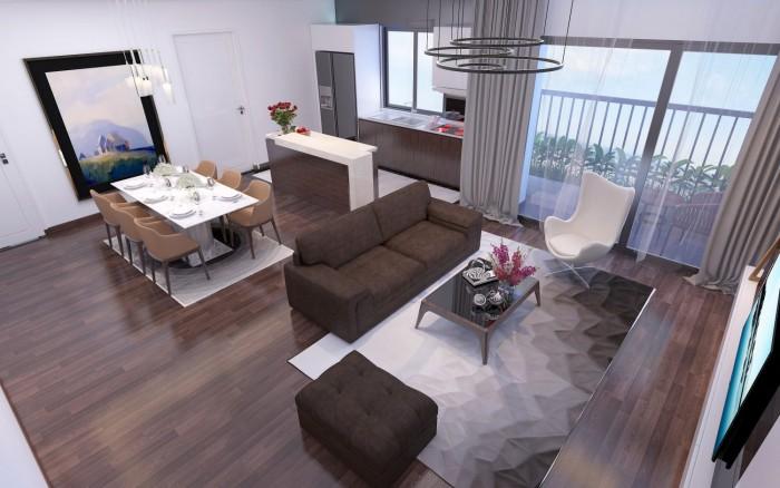 Sở hữu căn hộ 2PN đồ cơ bản, giá rẻ tại 423 Minh Khai ngay hôm nay