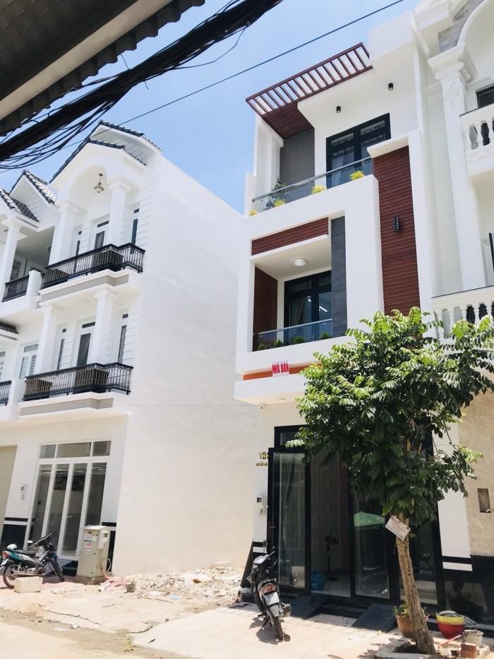 Nhà 1 Trệt 2 Lầu Số 188 Đường B5 Kdc Hưng Phú