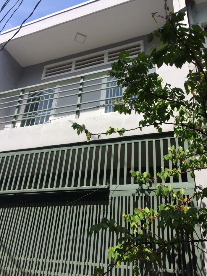 Bình Tân Nhà 1/ đường số 12, BHH A, thông ra Lê Văn Quới , 3x11