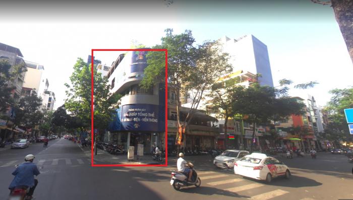 Cho thuê nhà 4.2x20m Góc 2 MT Nguyễn Thái Bình, P NTB, Q1 giá 7000$