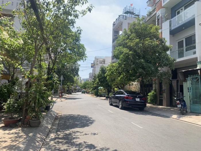 Bán nhà nát đường Trần Văn Ơn khu vip .DT:4.5x18.Hẻm nhựa 12m giá 7.98 tỷ