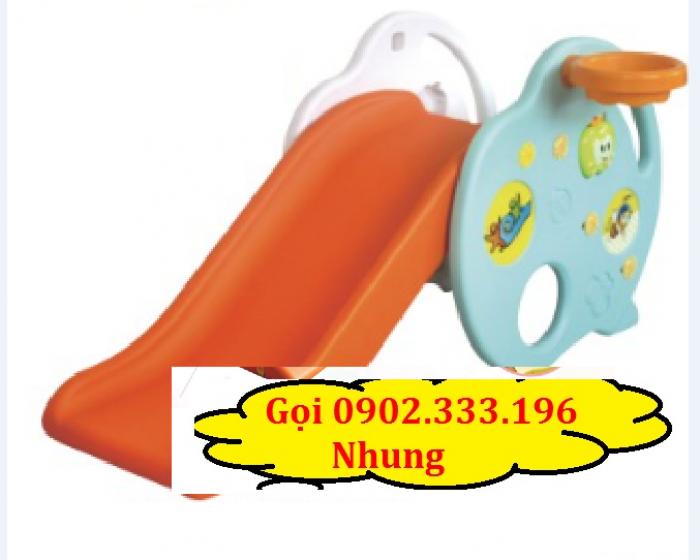 cầu trượt nhựa cho bé, đồ chơi cầu tuột7