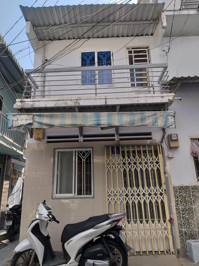 Chính chủ bán nhà 1 sẹc,2 mặt tiềnn,Hẻm rộng 4m,1Tr 1L giá cực rẻ khu Binh Triệu-PVĐ.HH 2%