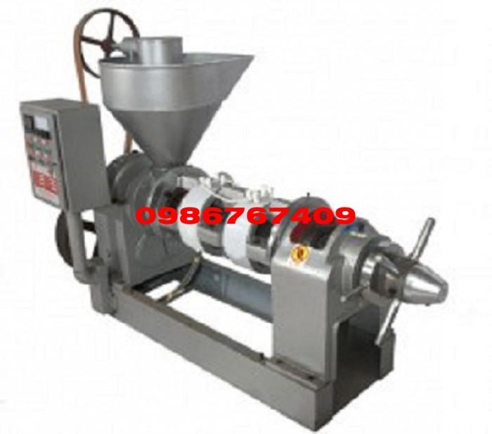 Máy ép dầu thực vật công nghiệp giá rẻ chính hãng Guangxin 90WK2