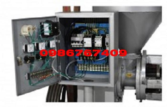 Máy ép dầu thực vật công nghiệp giá rẻ chính hãng Guangxin 90WK1