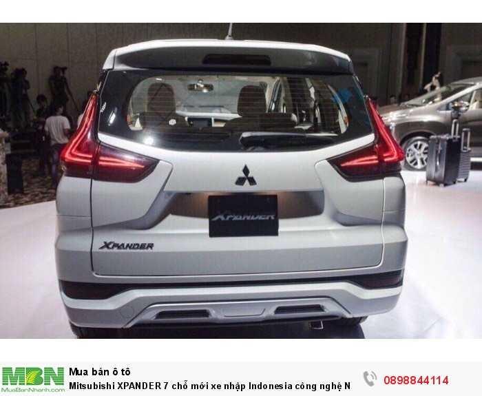 Mitsubishi Xpander 7 chỗ mới xe nhập Indonesia công nghệ Nhật 3