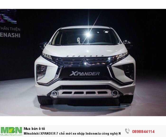 Mitsubishi Xpander 7 chỗ mới xe nhập Indonesia công nghệ Nhật 4