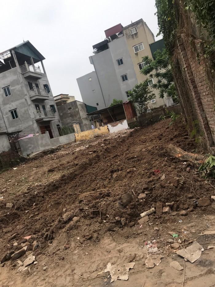 Bán 37m2 đất sổ đỏ Ngọa Long, Minh Khai, Bắc Từ Liêm giá rẻ