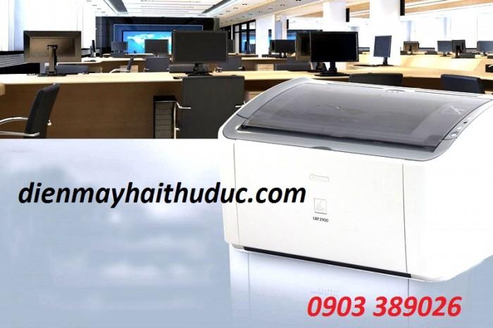 Máy in Canon LBP 2900 là một chiếc máy in laser trắng đen chất lượng cao0