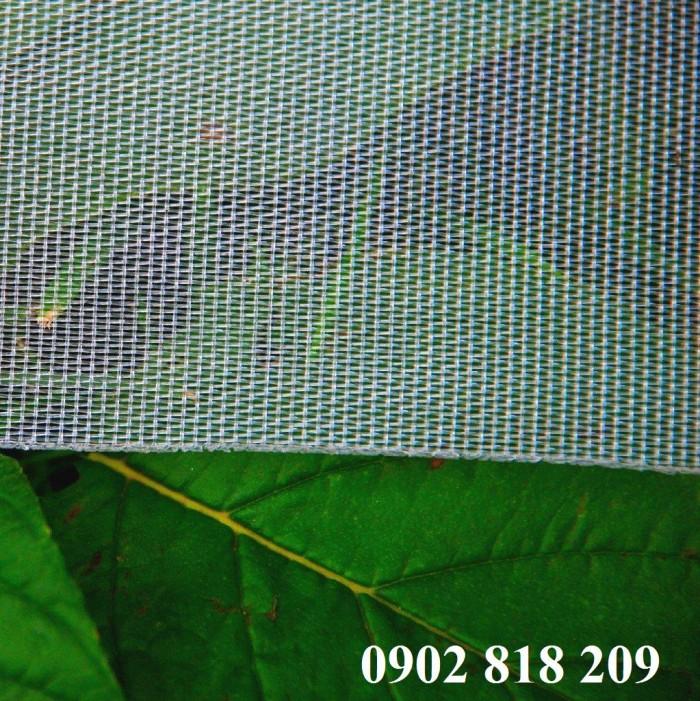 Lưới chắn côn trùng quây vườn rau sạch1