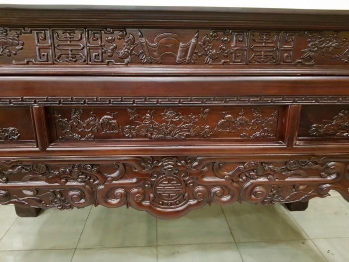 Bàn thờ ngũ phúc, chân 20, hàng trưng bày tại Tiền Giang3