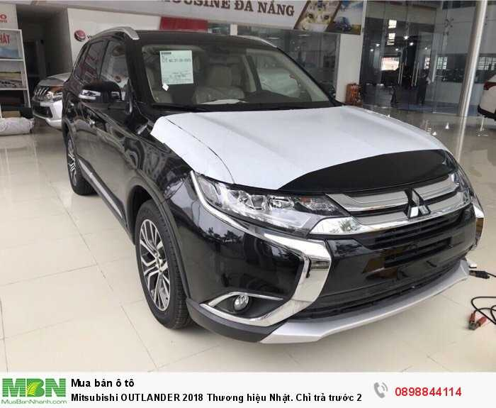 Mitsubishi Outlander sản xuất năm 2019 Động cơ Xăng