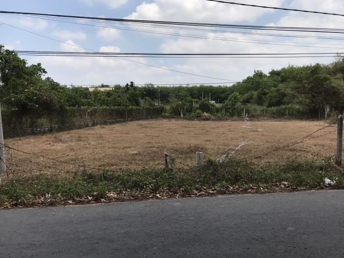 Bán công đất đường Nguyễn Văn Khạ - xã Phú Hòa Đông 1075m2 công chứng ngay