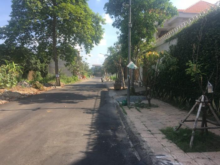 Bán nền trục chính khu biệt thự Hưng Lợi quận Ninh Kiều tp Cần Thơ