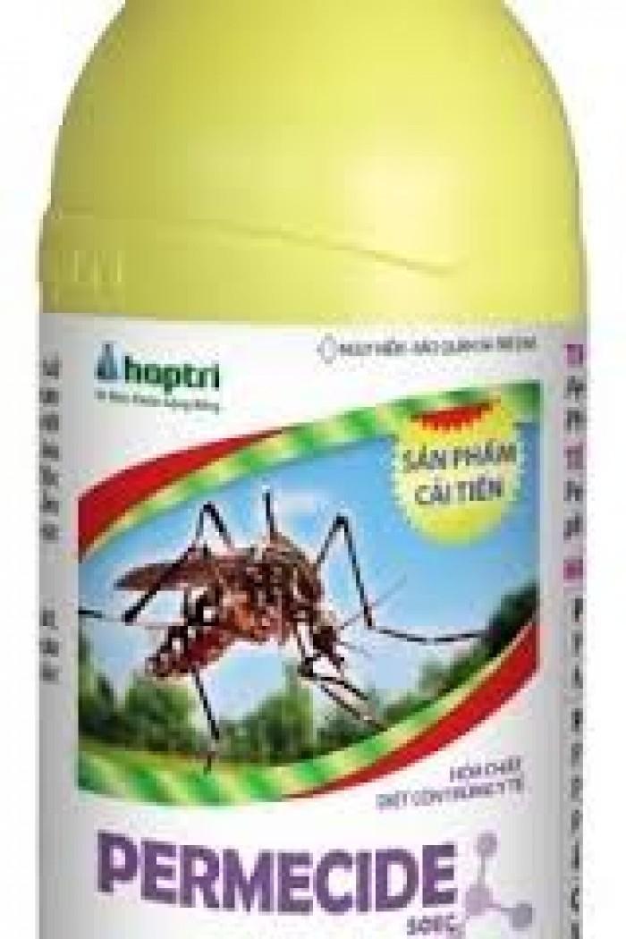 Thuốc diệt muỗi và côn trùng permecide 50ec 1l1
