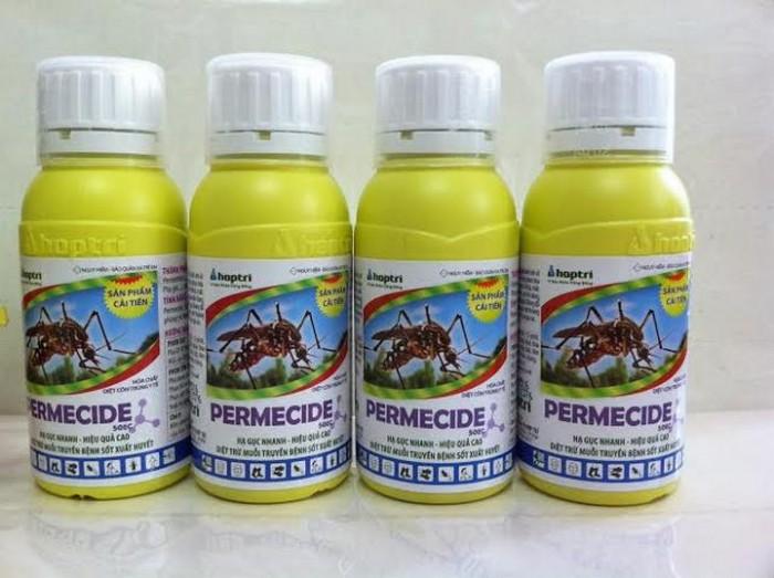 Thuốc diệt muỗi và côn trùng permecide 50ec 1l2