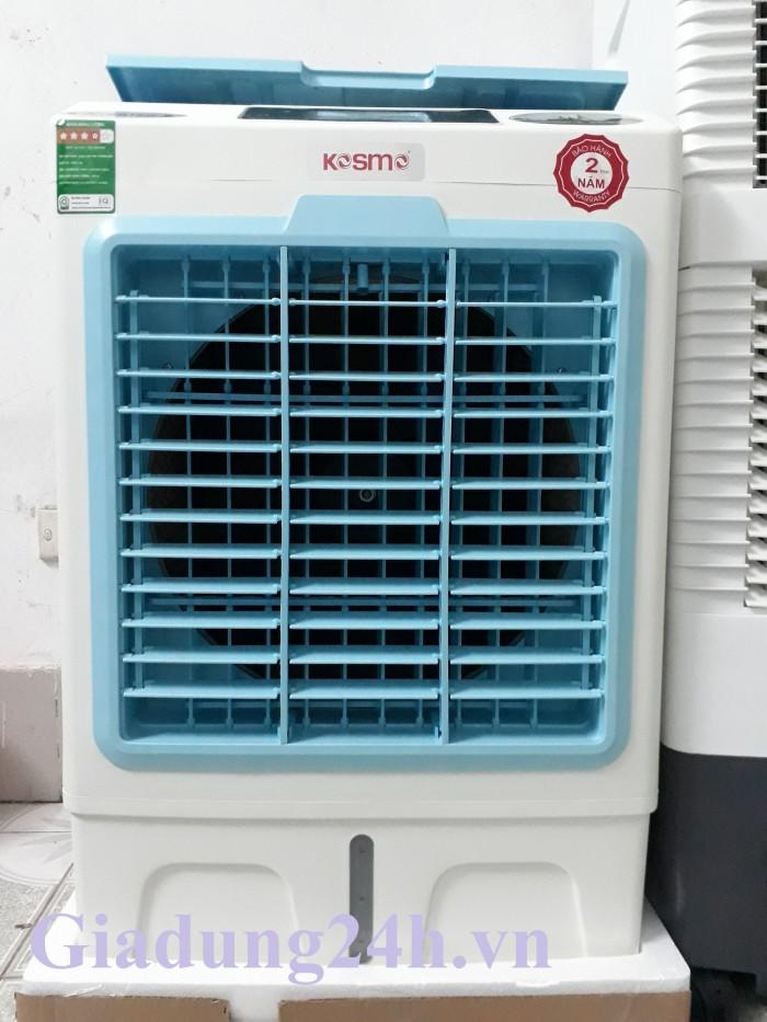 Quạt điều hòa, quạt hơi nước Akyo E4000 tiết kiệm điện năng so với máy lạnh1