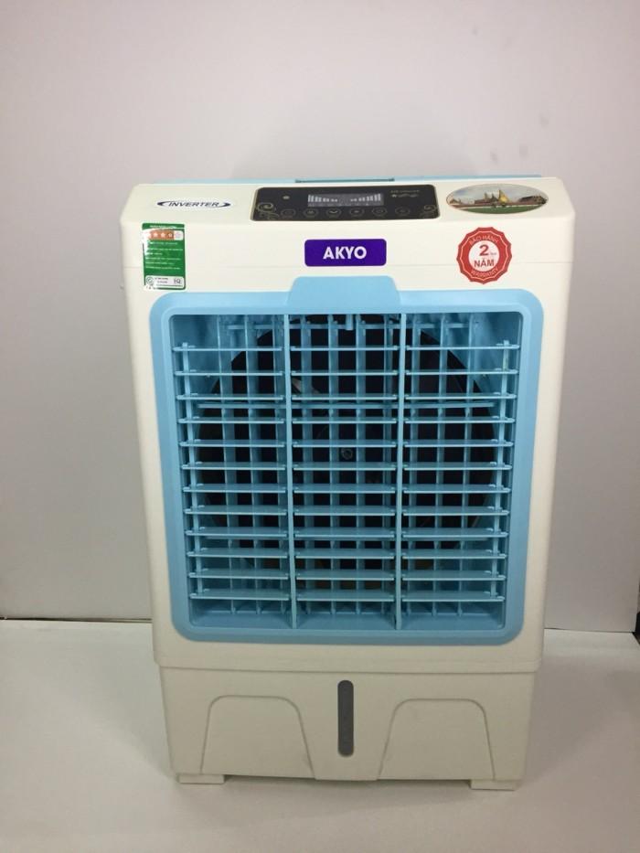 Quạt điều hòa, quạt hơi nước Akyo E4000 tiết kiệm điện năng so với máy lạnh0