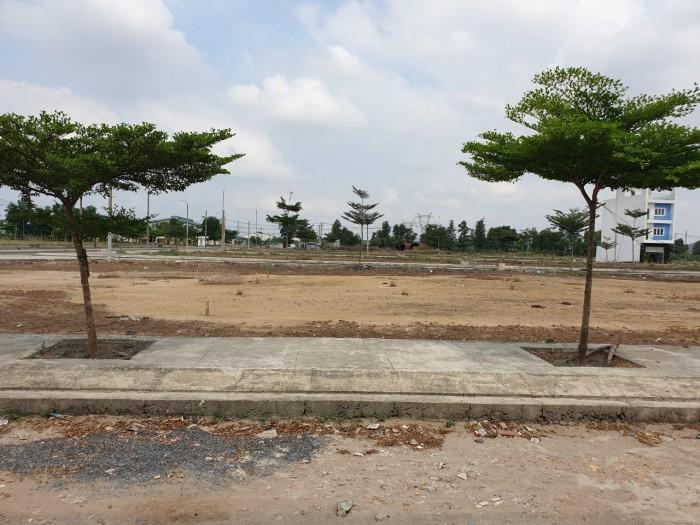 Đất nền An Hạ -Bình Chánh 19tr/m2,đường 30m,DT:5x28m,sổ hồng liền tay