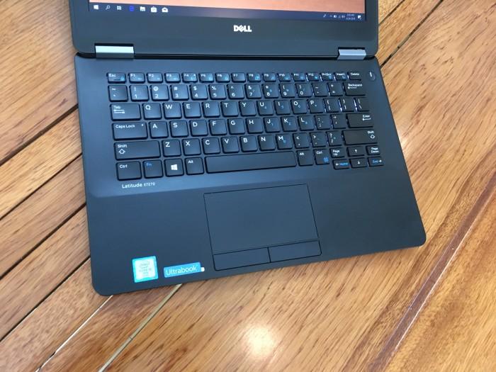 Dell Latitude E7270 Core i5 6300u Dòng Doanh Nhân0