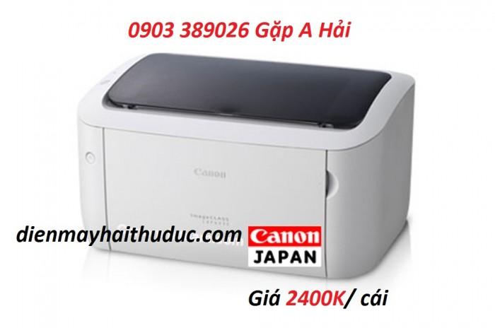 Máy in Canon Wifi LBP6030w in laser trắng đen kết nối mạng không dây2