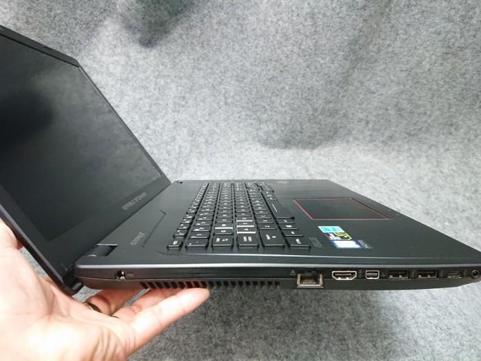 Asus Gl753Ve Core I7 7700Hq Ram Ddr4 16Gb Vga Gtx 1050Ti 4G Ddr5 17.3 Inch Ips Full Hd6