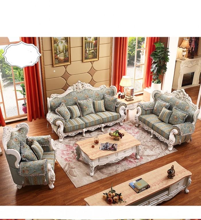 bàn ghế cổ điển phong cách pháp1
