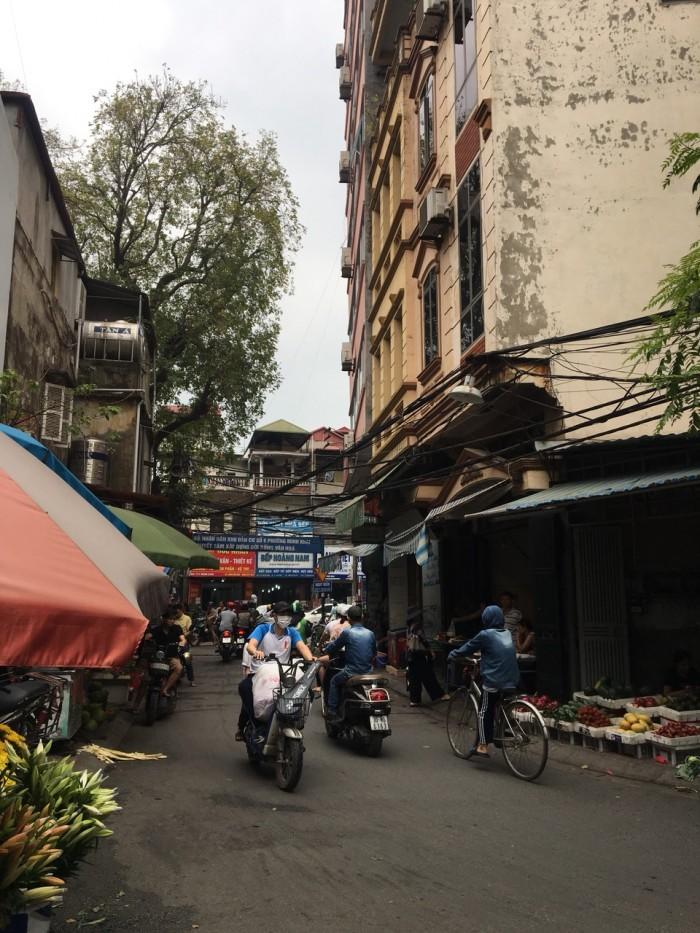 Bán nhà KV Nguyễn Trãi Thanh Xuân 50m 3tầng MT5,8m