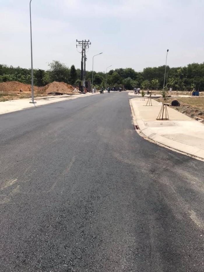 Bán đất giáp Visip 2khu dân cư Tuấn Điền phát,tx tân uyên,SHR mua về xây dựng ngay.