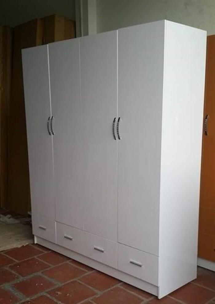 Tủ cao 180 ngang 160 sâu 45cm bao gồm 3 ngăn treo quần áo và 2 ngăn xếp.0