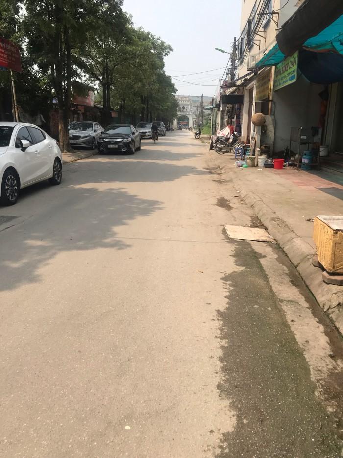 Bán đất kinh doanh trục làng Ngọa Long, Minh Khai, Bắc Từ Liêm giá tốt