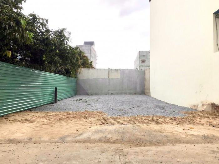 Bán đất đường Tân Hiệp 4-2, Dt:8.3x17m, đường bê tông 5m, sổ hồng riêng, giá 3.35 tỷ