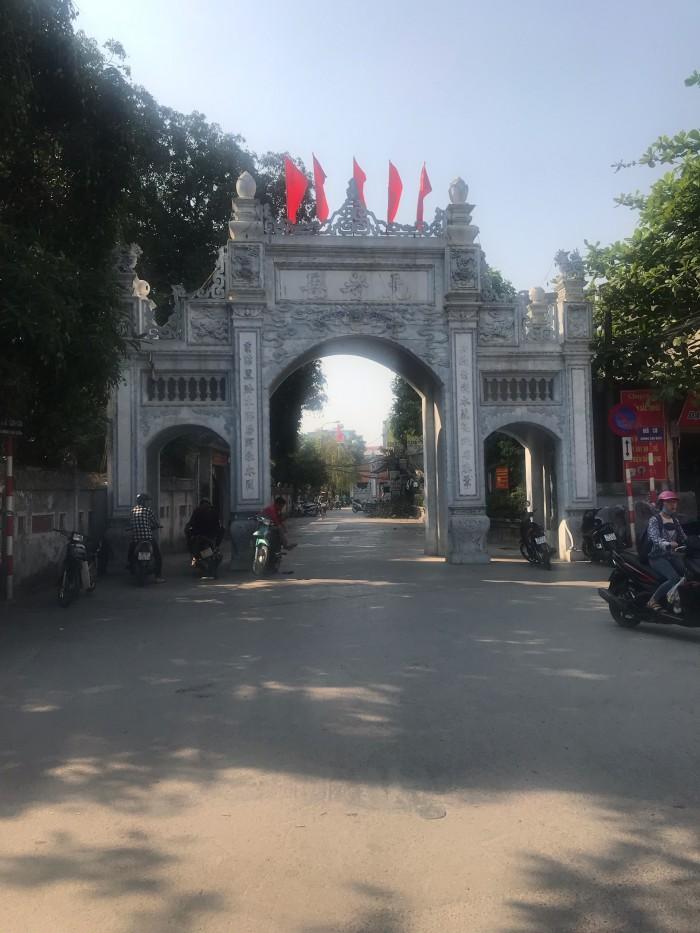 Chính chủ bán 8 mảnh đất ở Văn Trì, Minh Khai, Bắc Từ Liêm giá tốt