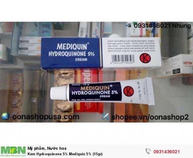 Kem Hydroquinone 5% Mediquin 5% (15gr)1