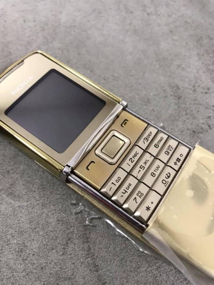 Nokia 8800 Cirocco Gold Chính Hãng giá rẻ8