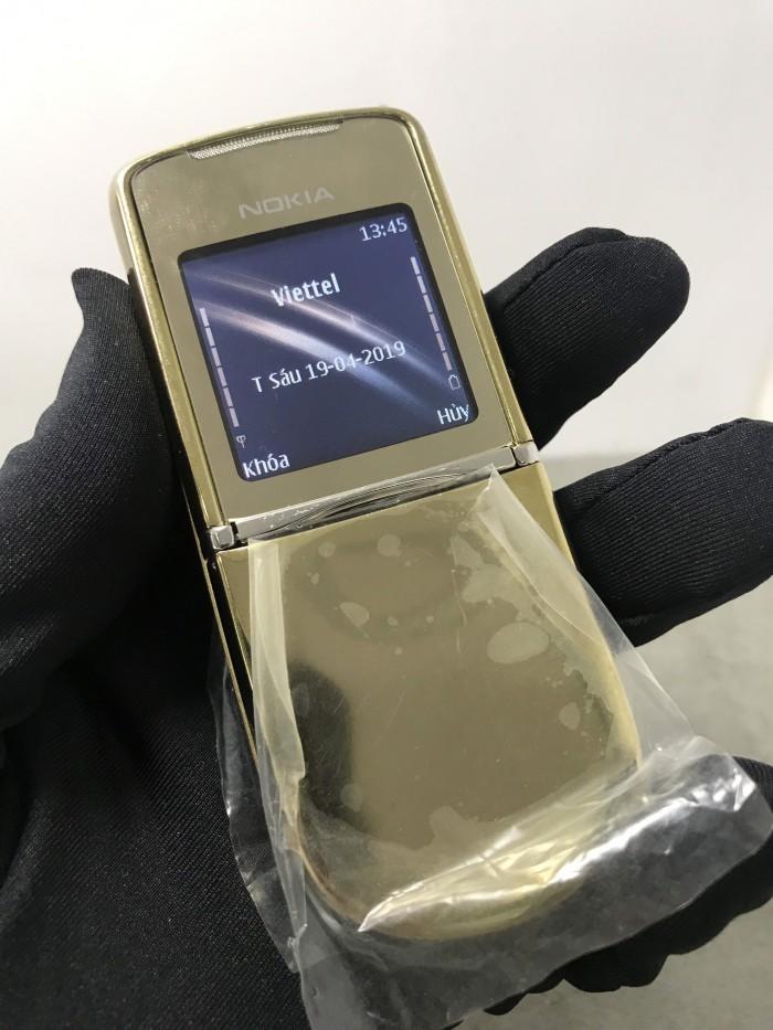 Nokia 8800 Cirocco Gold Chính Hãng giá rẻ5