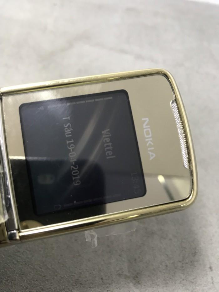 Nokia 8800 Cirocco Gold Chính Hãng giá rẻ4