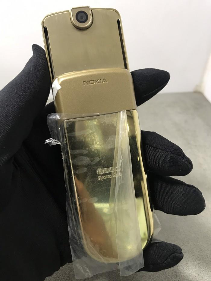 Nokia 8800 Cirocco Gold Chính Hãng giá rẻ2