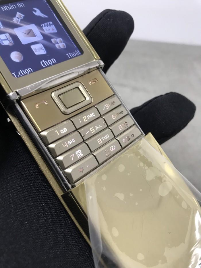 Nokia 8800 Cirocco Gold Chính Hãng giá rẻ1